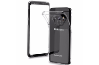 Чехол J-Case Thin Samsung SM-G965 Galaxy S9 Plus прозрачный